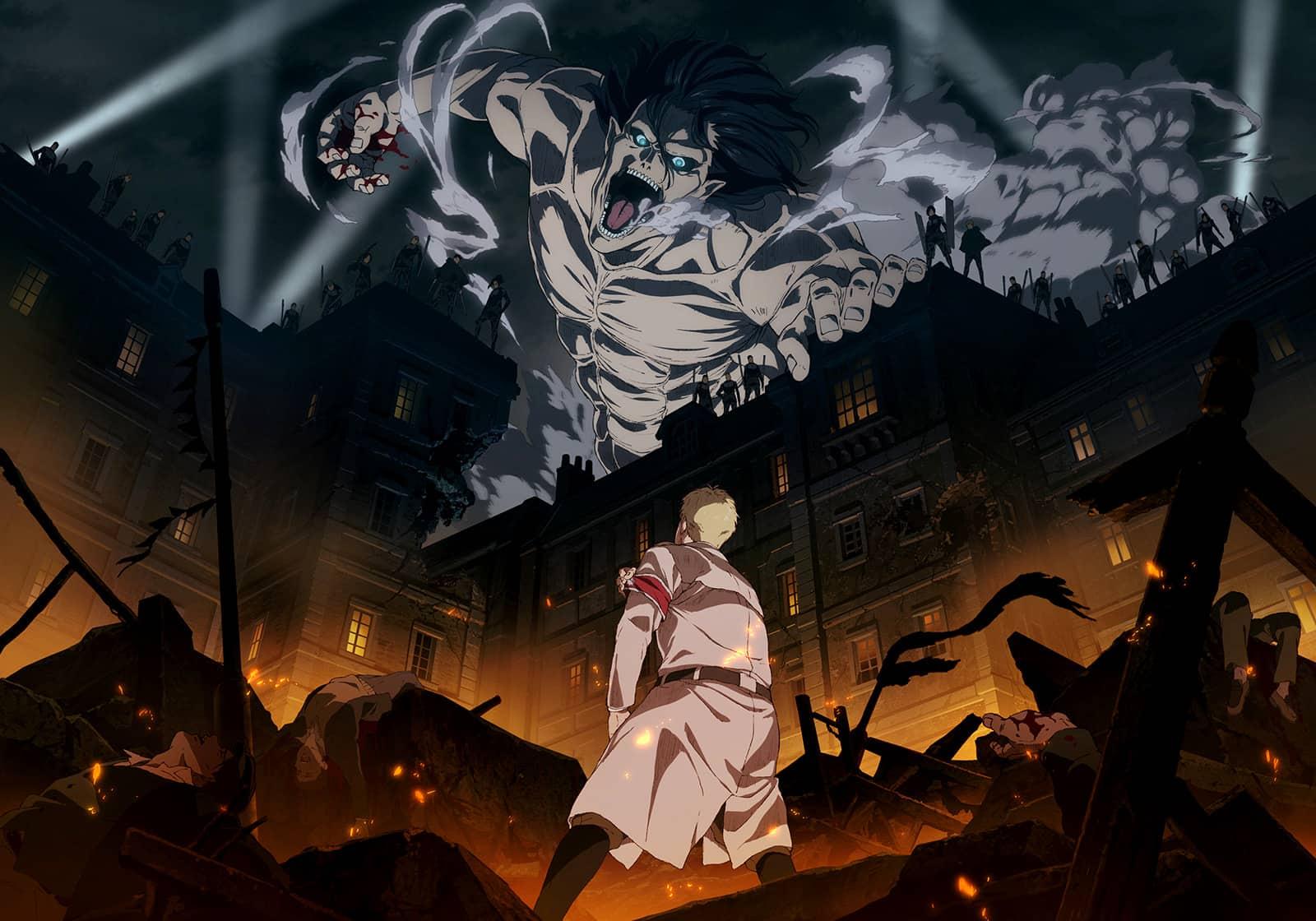 Le trailer de Shingeki No Kyojin Saison 4 : Avis et décomposition - DOOL
