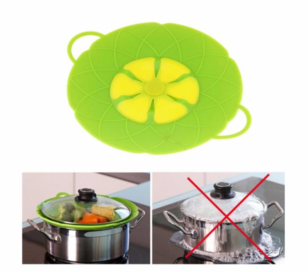 vung chống trào là đồ dùng nhà bếp tiện ích