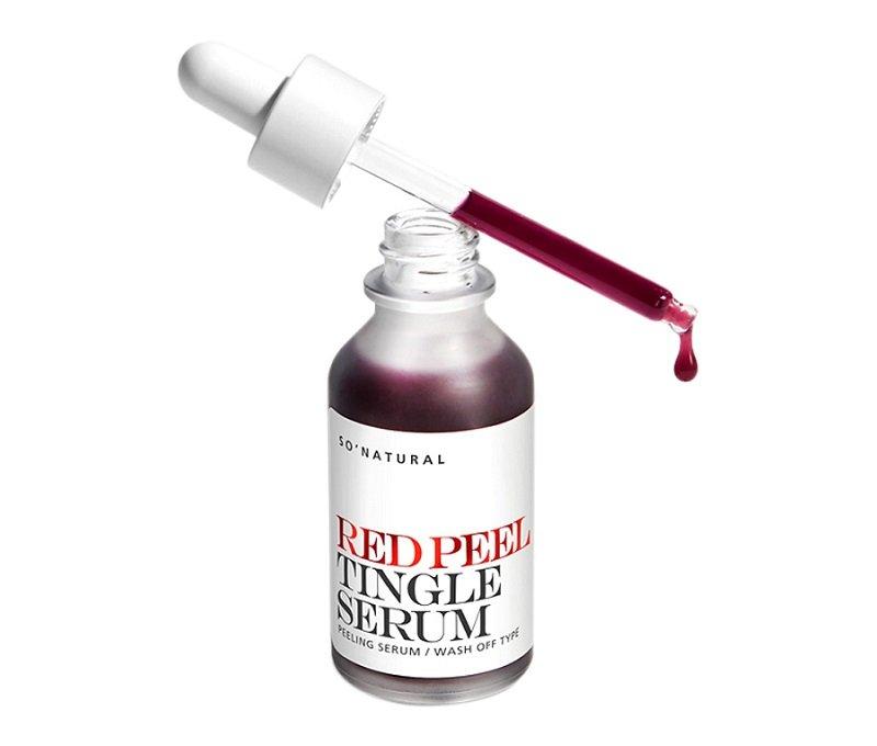 Red Peel Tingle Serum - Hàn Quốc  là sản phẩm tái tạo da