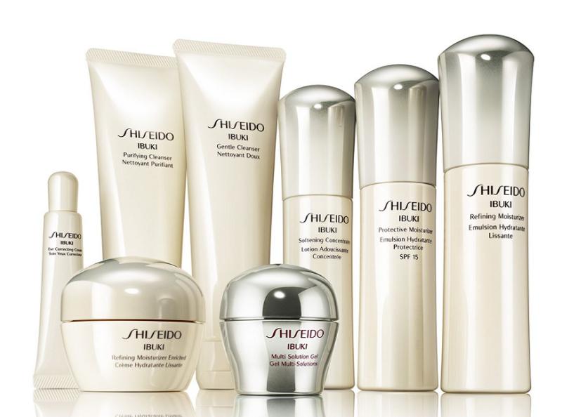 mỹ phẩm Shiseido Ibuki