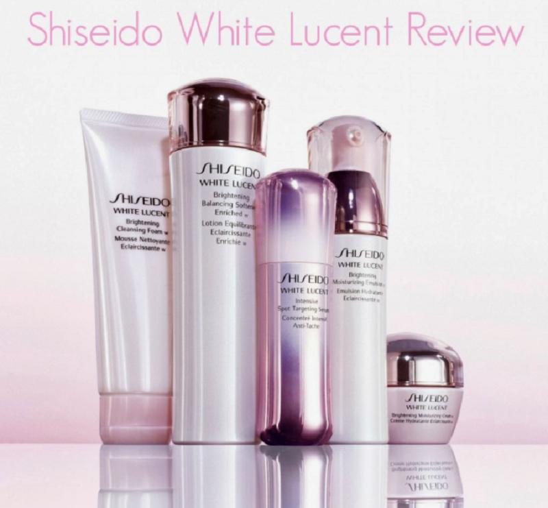 mỹ phẩm Shiseido White Lucent