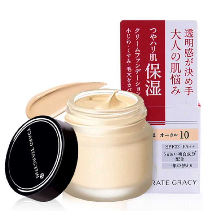 mỹ phẩm trang điểm Shiseido Integrate