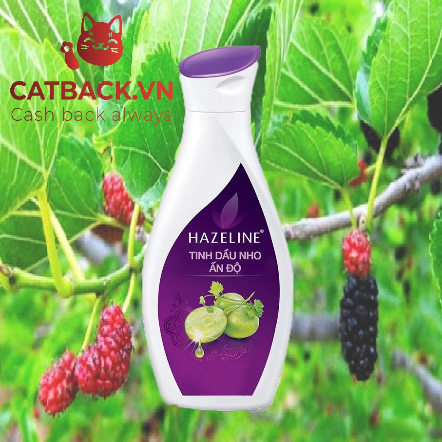Sữa dưỡng thể Hazeline tinh dầu nho Ấn Độ