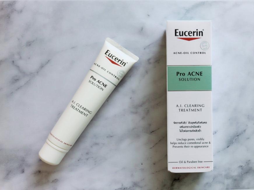 Kem trị mụn Eucerin Pro Acne