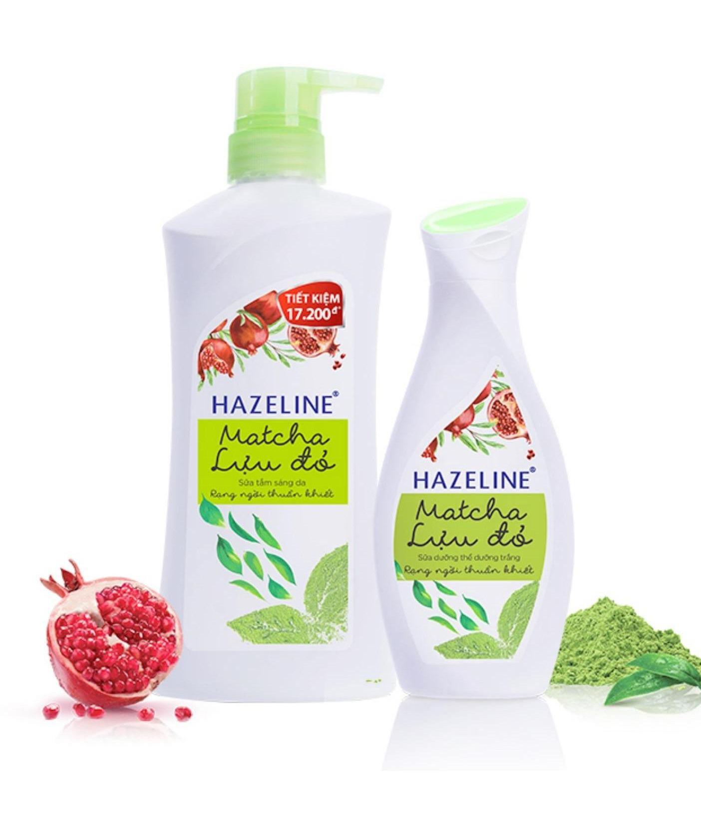 Đôi nét về sữa dưỡng thể Hazeline
