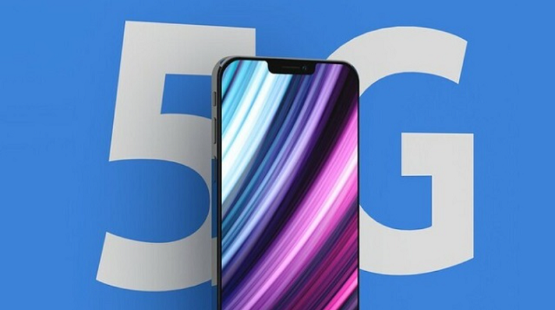 iPhone 12 pro max hỗ trợ 5g