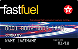 Fastfuel fuel card