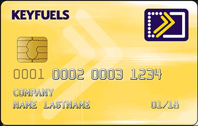 Keyfuels fuel card