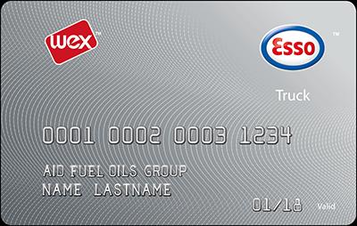 Esso Fuel card