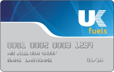 UK Fuels fuel card