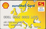Shell International fuel card