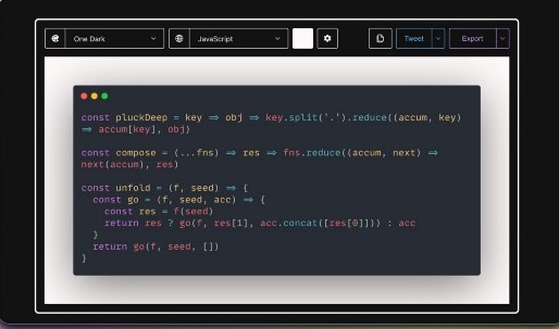 Coolest Websites development tools