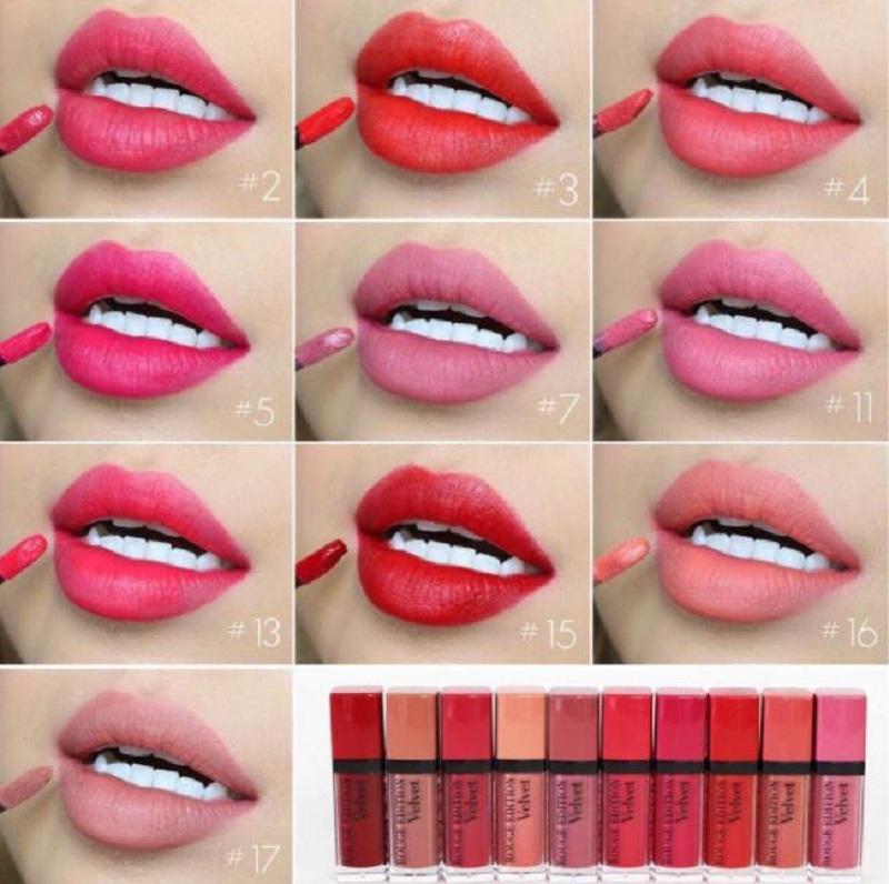 Son môi Velvet Bourjois