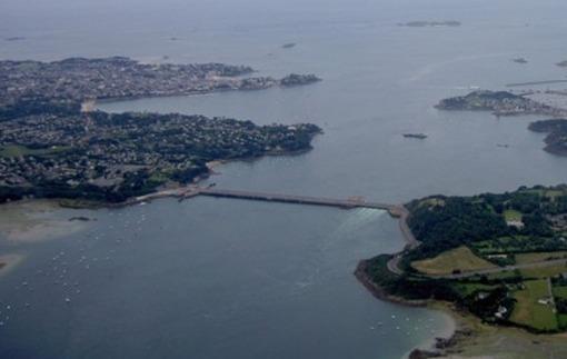 Tidal hydropower plant