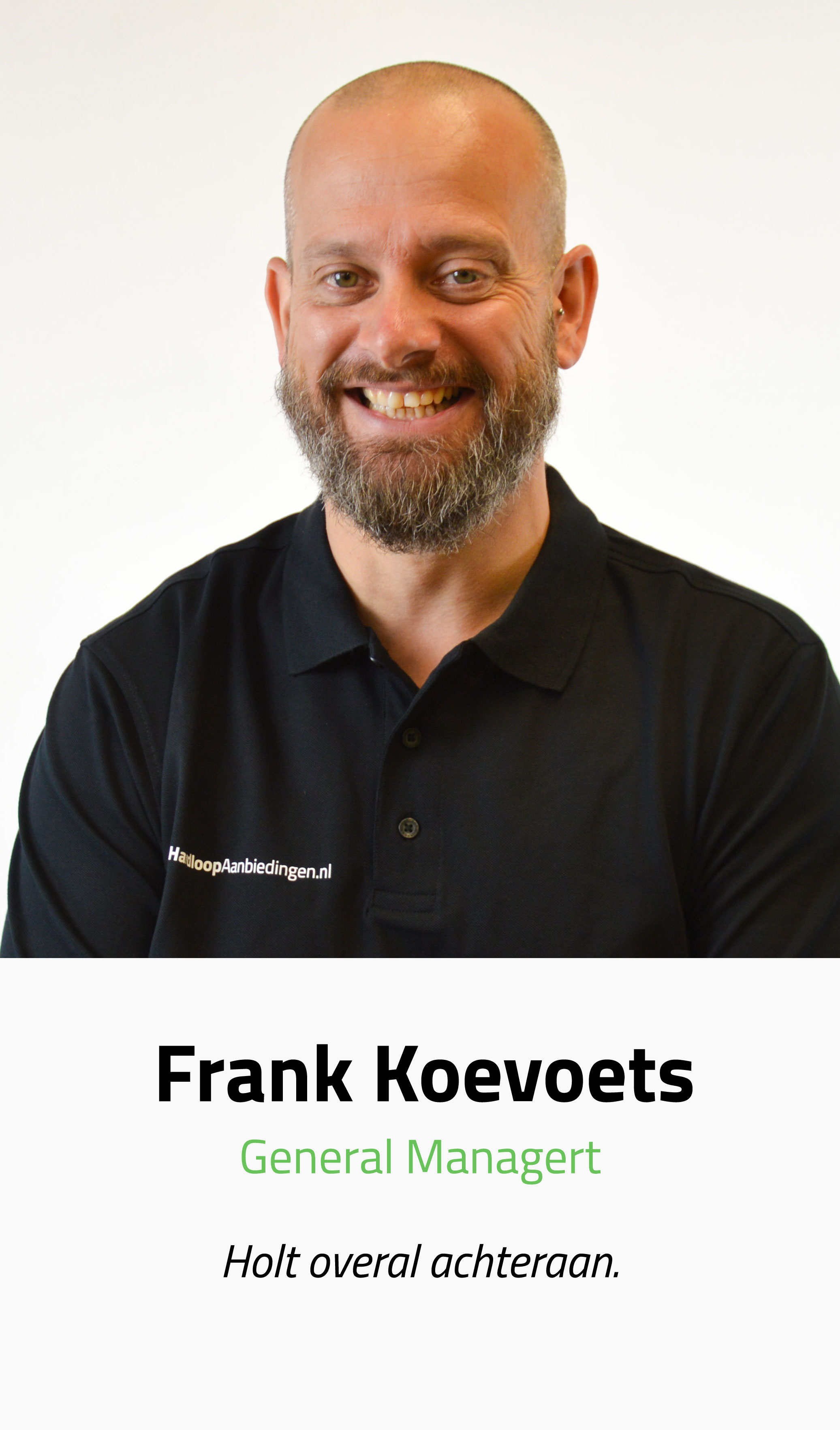 Frank | Hardloopaanbiedingen.nl