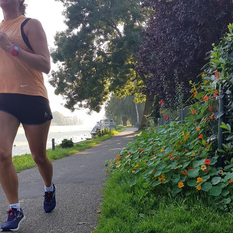 Eva - beginnen met hardlopen