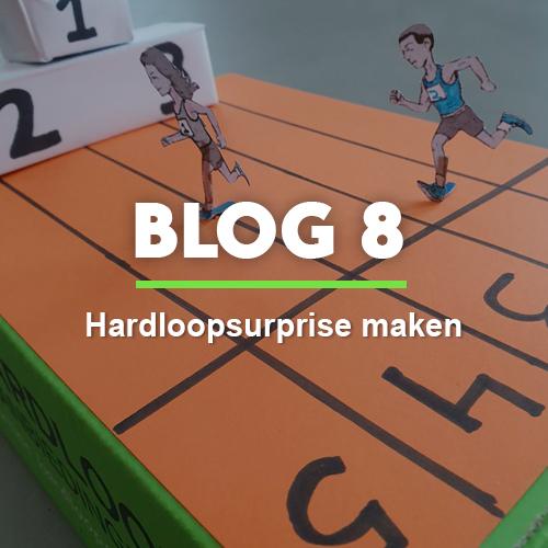Hardloopsurprise maken