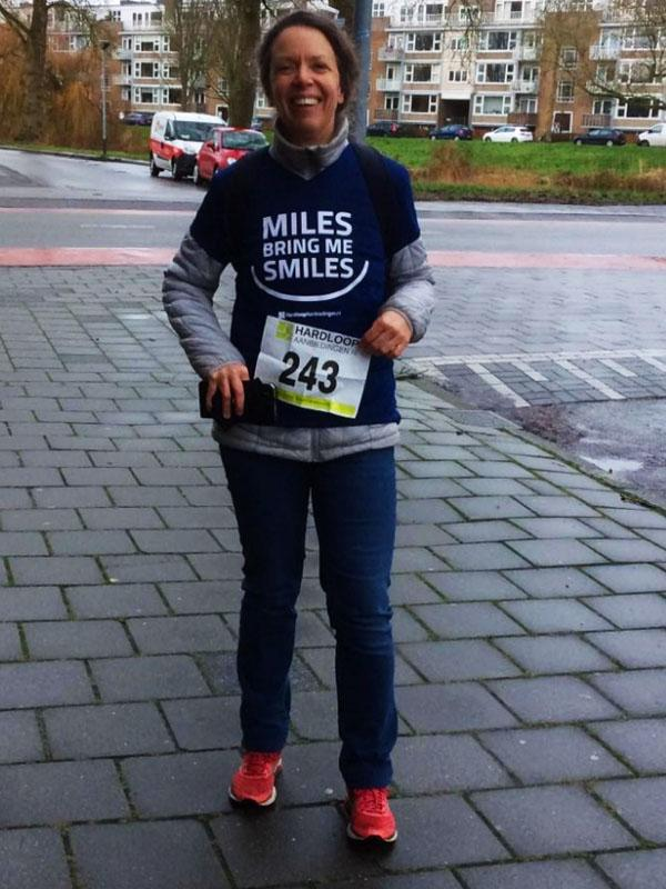 Marja | Virtual run hardloopaanbiedingen.nl