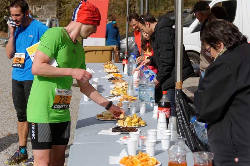 sportvoeding en hardlopen