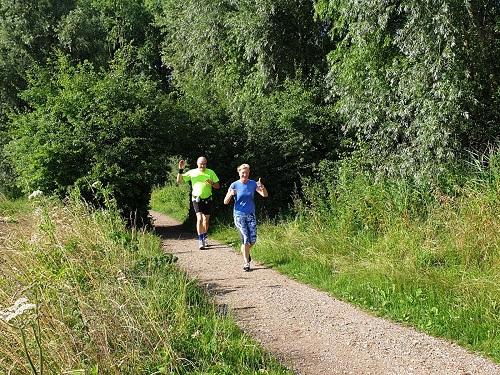 hardlopen in de zomer