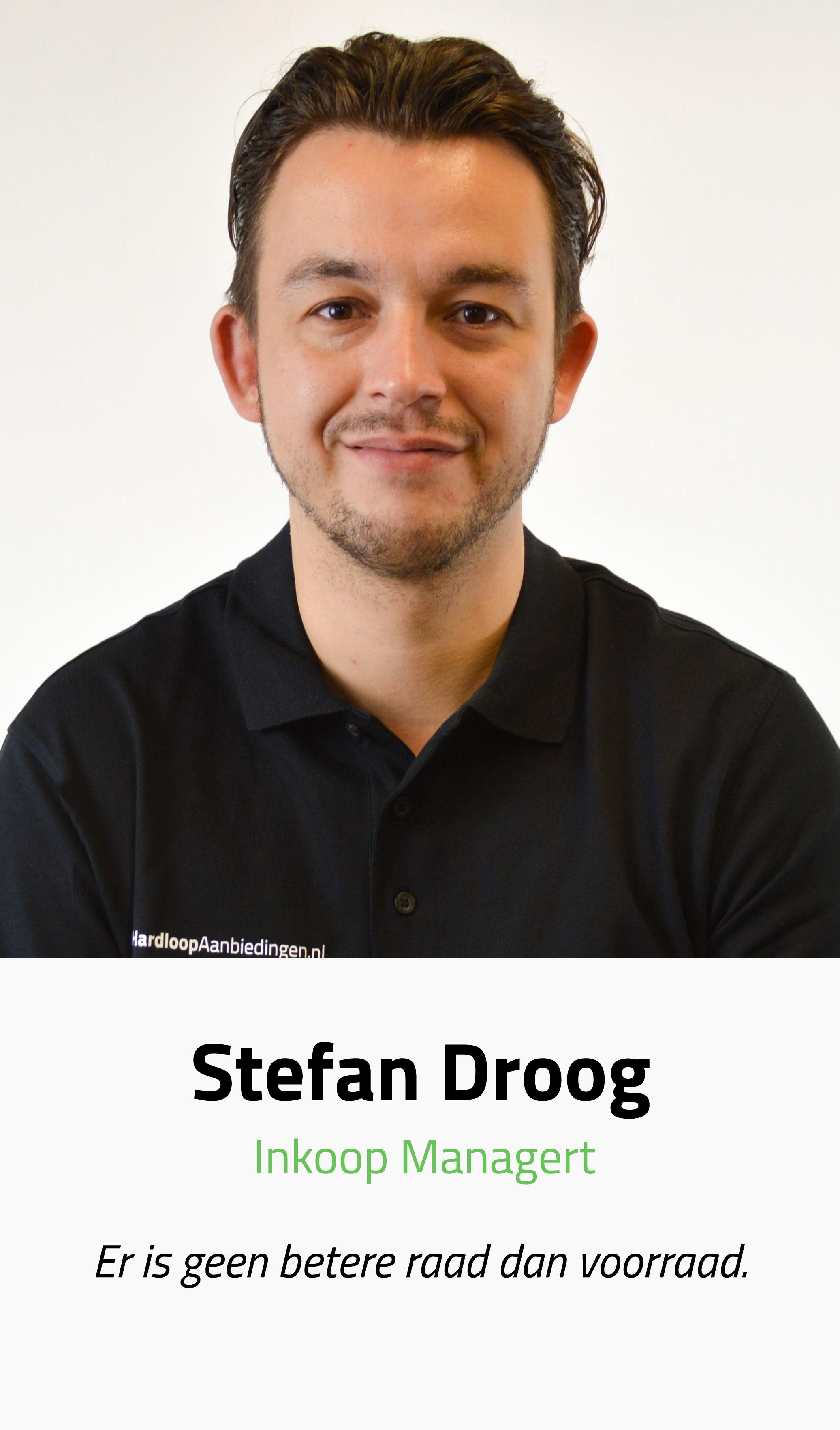 Stefan | Hardloopaanbiedingen.nl