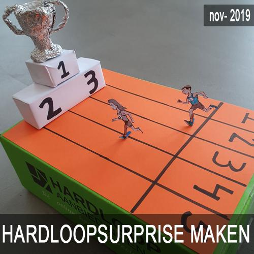 Hardloop surprise