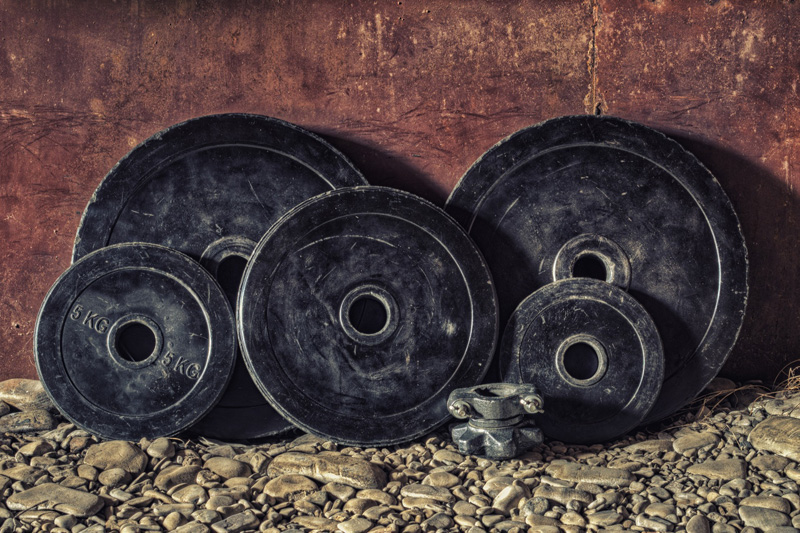 Hardlopen en afvallen - krachttraining