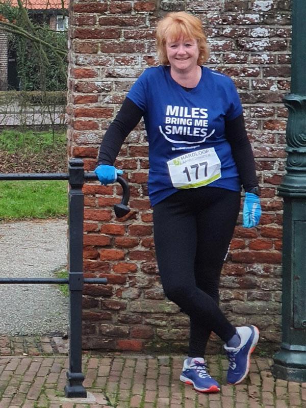 Paula | Virtual run hardloopaanbiedingen.nl