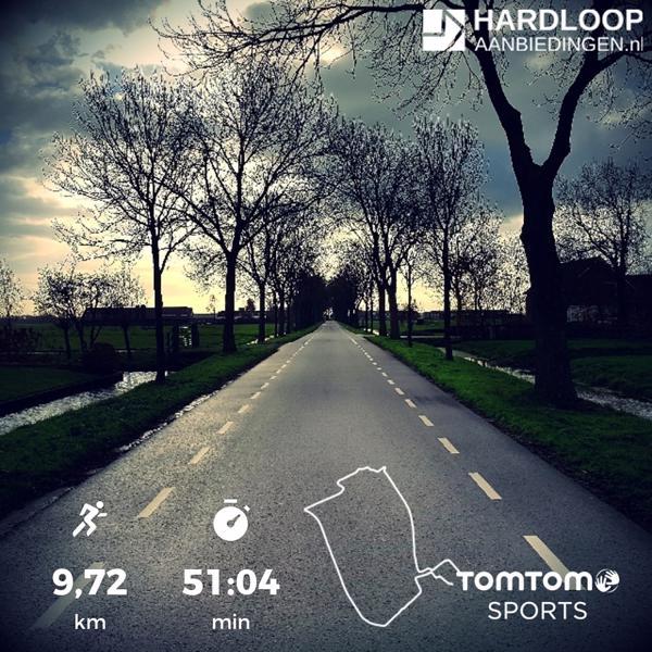 Hardlooproute - de Hollandse polder