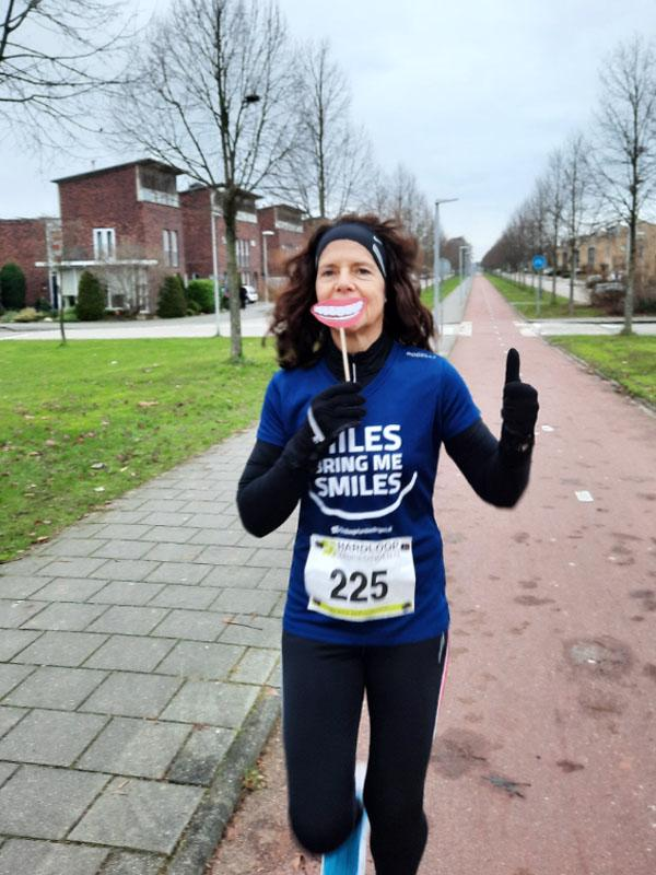 Cathy | Virtual run hardloopaanbiedingen.nl