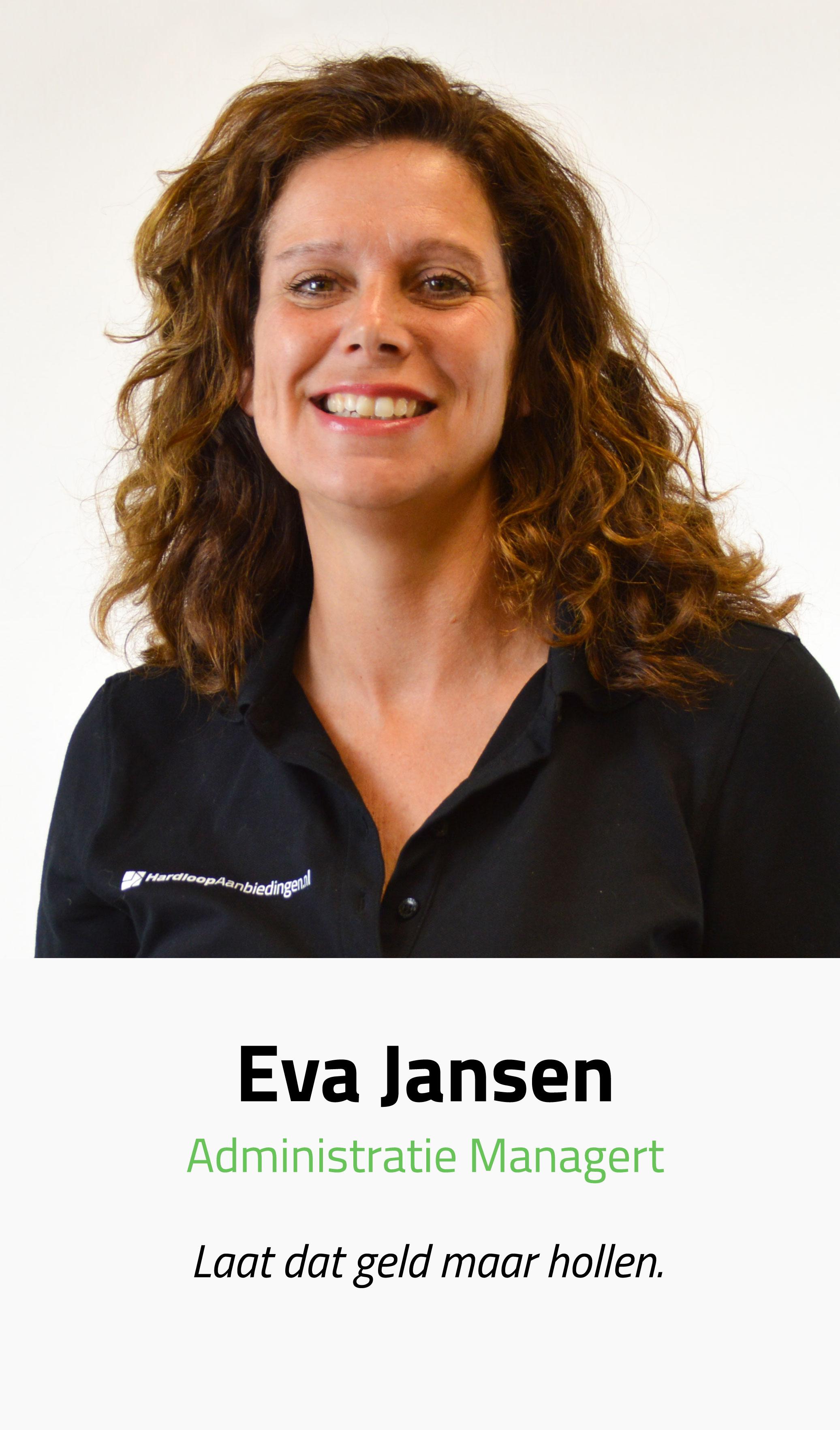 Eva | Hardloopaanbiedingen.nl