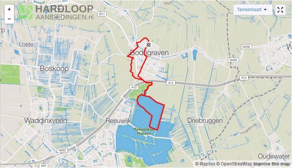 Hardlooproute - bekend of onbekend terrein?