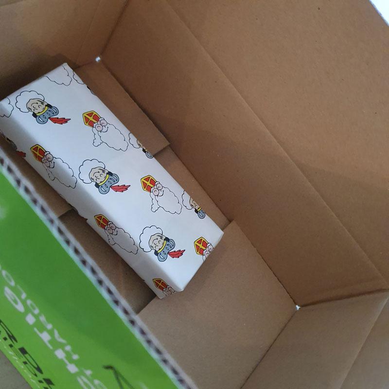 Hardloopaanbiedingen.nl cadeau doos