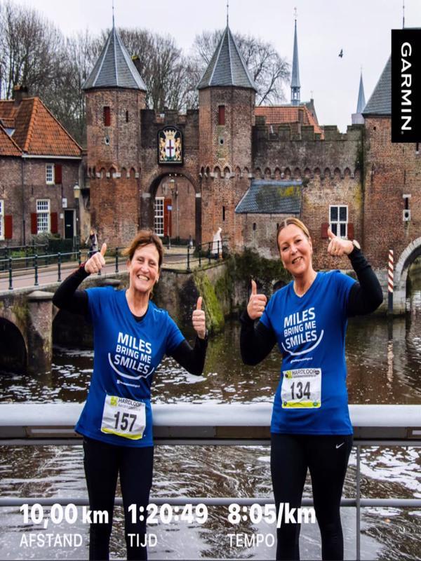 Janet | Virtual run hardloopaanbiedingen.nl