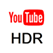 youtubeHDR