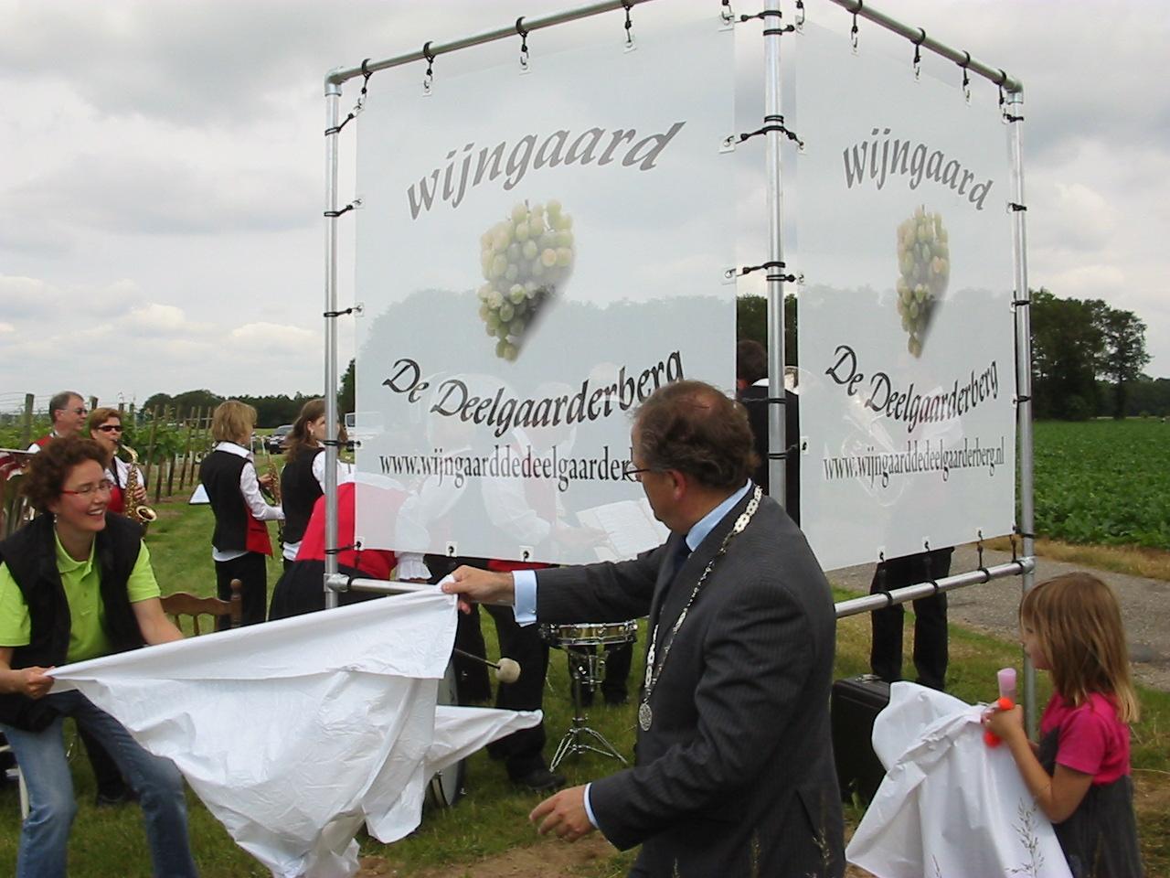 Opening van de wijngaard_foto5