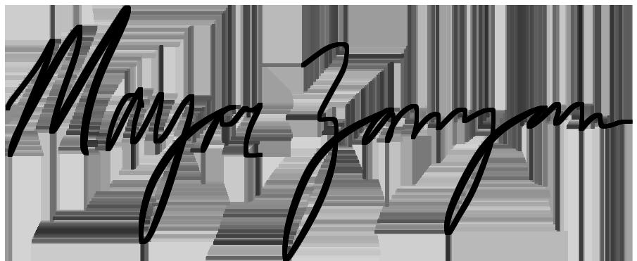 Mayar Zamzam signature