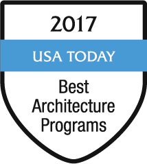 2017 Best Architecture Programs - USA Today