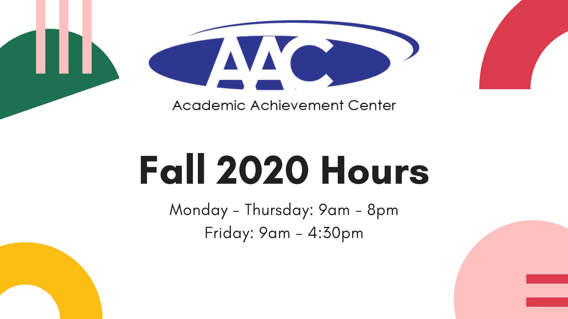 AAC Hours