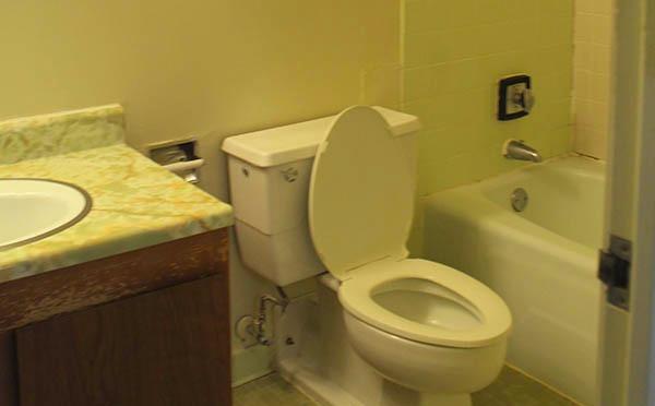 South Housing Bathroom