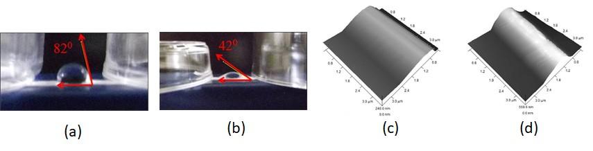 Surface modification of electrospun polycaprolactone (PCL) fibers Diagram