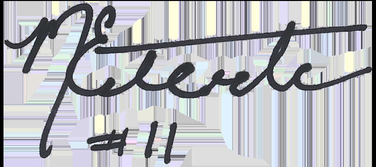 Matt Esterle signature