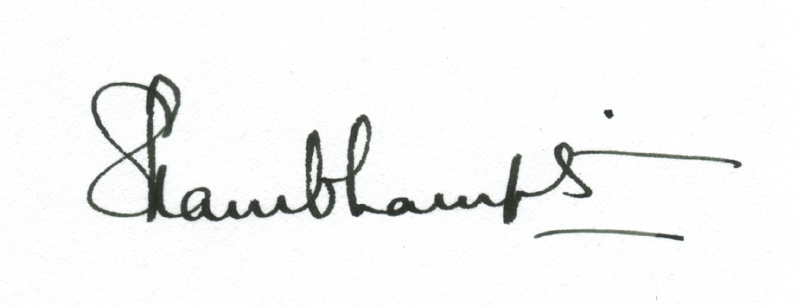 HP Moore signature
