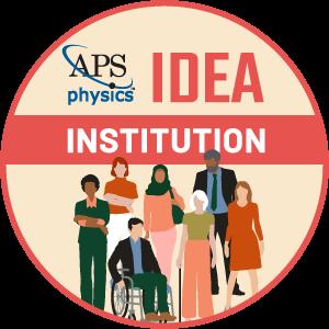 Physics IDEA badge