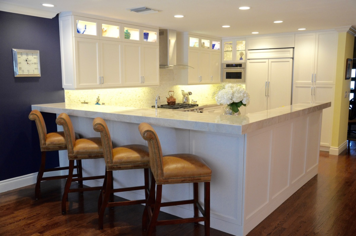Kitchen After Recent Remodeling Project