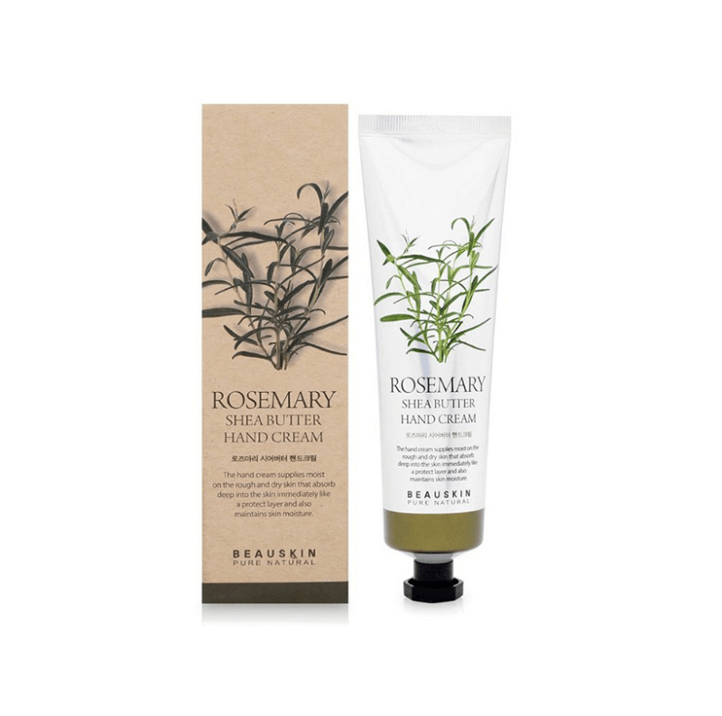 Beauskin Rosemary Shea Butter Hand Cream