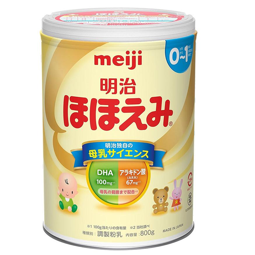 Sữa bà bầu Meiji Nhật Bản
