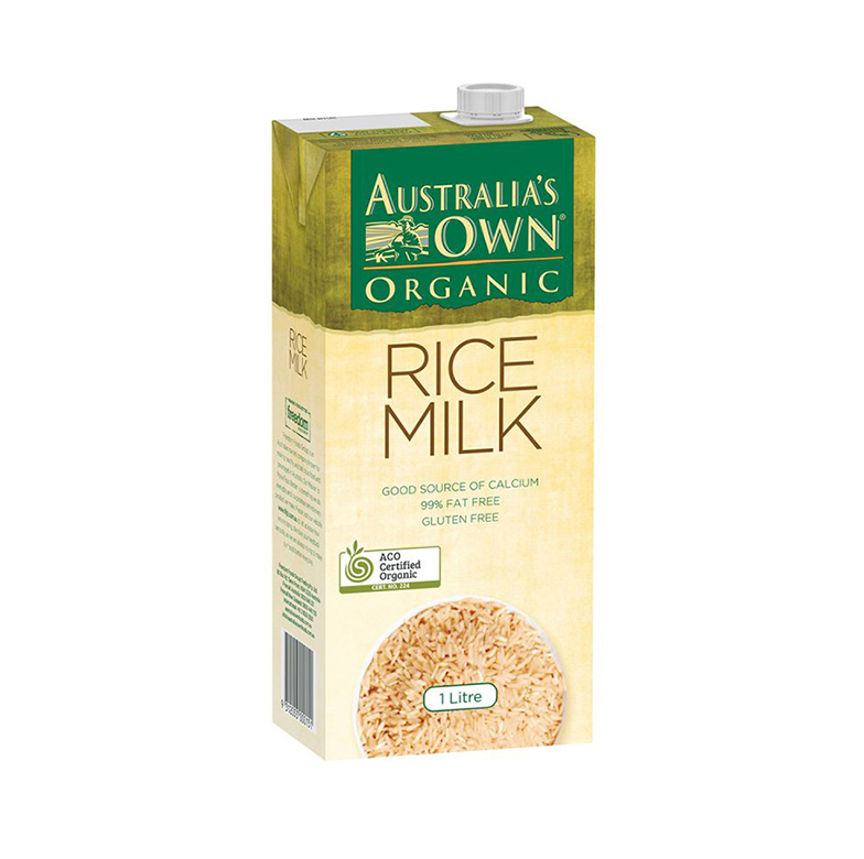 Sữa gạo Organic Australia's Own