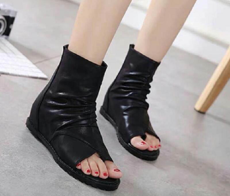 Top 7 mẫu giày boot nữ chất như nước cất 6
