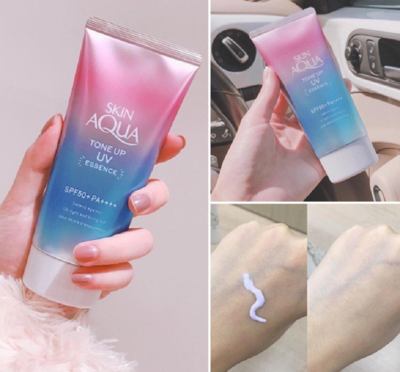 Skin Aqua-Tone up UV SPF 50+ PA++++